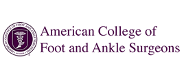 Fellow of the American College of Foor and Ankle Surgeons