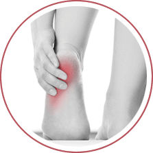 Heel Pain Treatment in the New York Mills, Utica, NY 13417 area